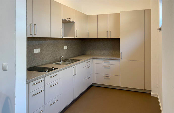 3er-Apartment Möblierung